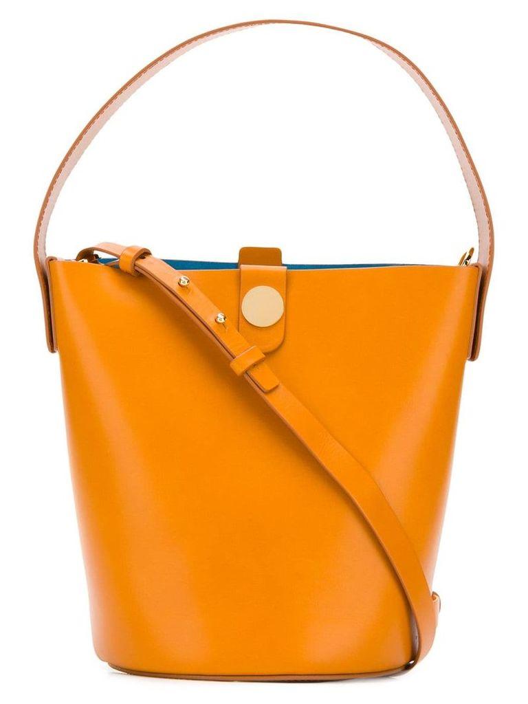 Sophie Hulme Swing tote - Orange