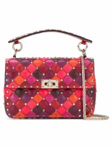 Valentino Valentino Garavani medium Rockstud Spike shoulder bag - Pink