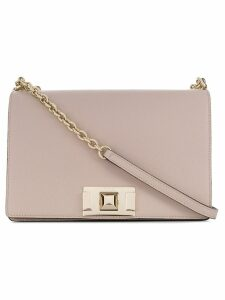 Furla mini crossbody bag - Neutrals