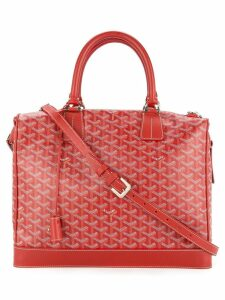 Goyard Pre-Owned Victoria PM travel hand bag - Red