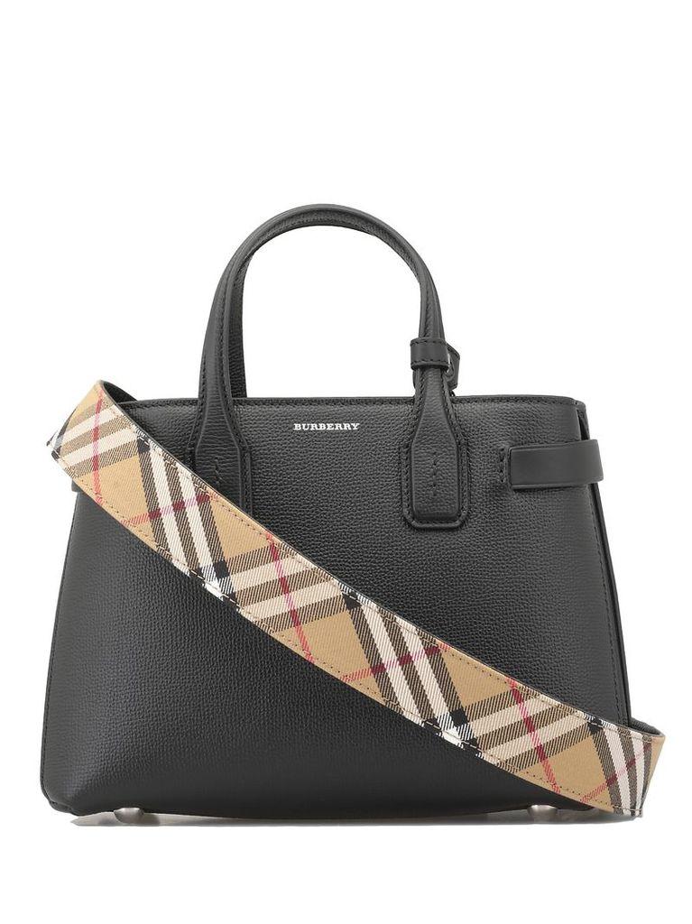 Burberry Sm Banner Bag