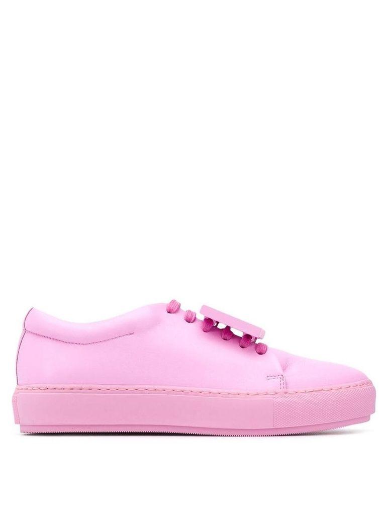 Acne Studios Adriana Turn Up sneakers - Pink