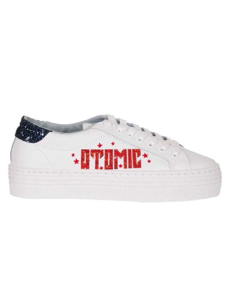 Chiara Ferragni Atomic Platform Sneakers