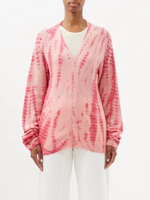 Bottega Veneta - Intrecciato Leather Cross Body Bag - Womens - Black