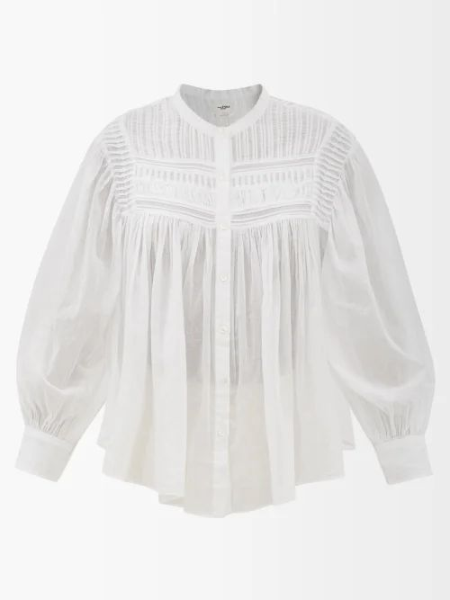 Zeus + Dione - Artemis One-shoulder Silk-blend Gown - Womens - Navy