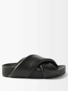 Jonathan Simkhai - Ruffled Floral Lace Mini Dress - Womens - Yellow
