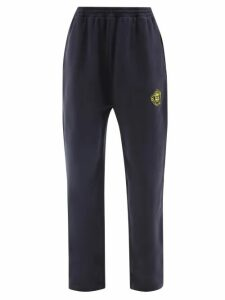 Valentino - Scalloped Edge Wool And Silk Blend Mini Dress - Womens - Red
