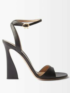 The Row - Newen Double Breasted Wool Twill Coat - Womens - Ivory