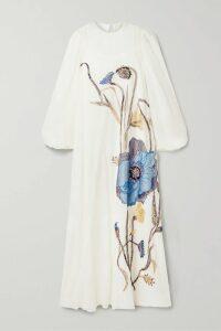 Isabel Marant Étoile - Darcey Striped Jersey Track Jacket - Navy