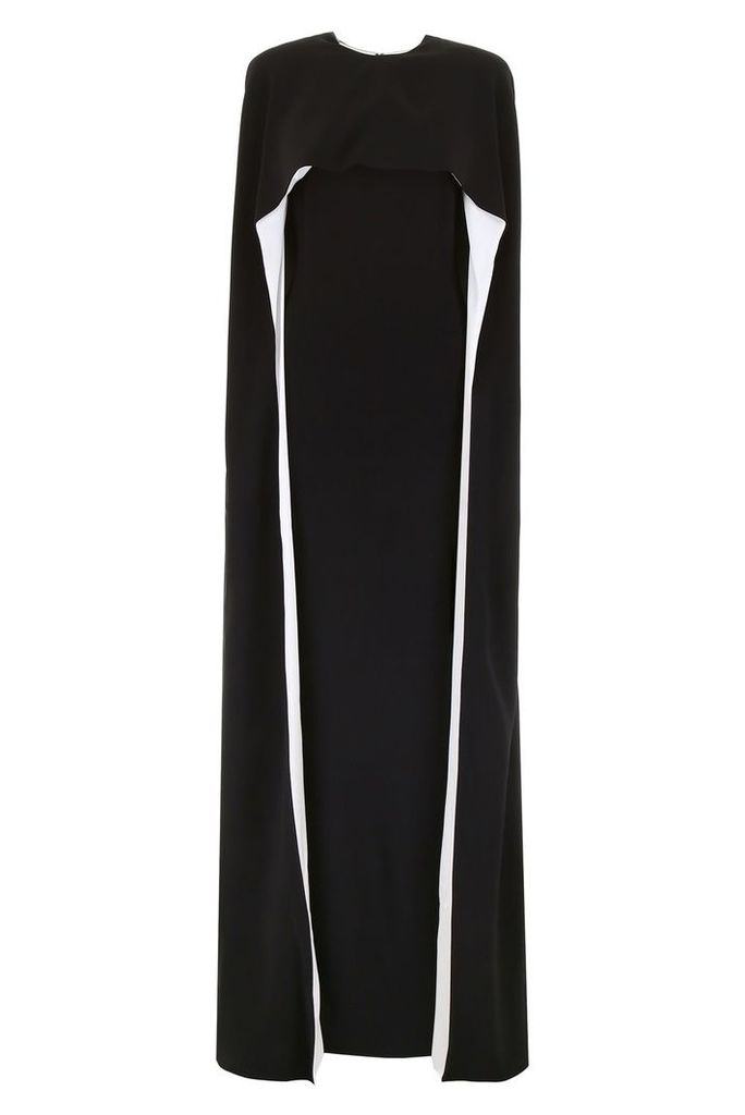 Stella McCartney Long Dress With Cape