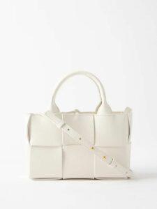 Lee Mathews - Tiggy Puff Sleeve Cotton Blend Dress - Womens - Black