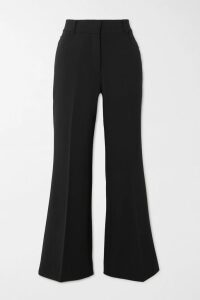 Zimmermann - Primrose Cotton And Silk-blend Plissé Skirt - Mustard