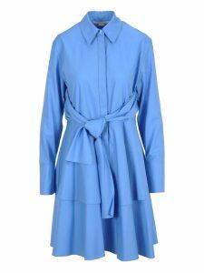 Stella Mccartney Stella Mccartney Ruffle Shirt Dress