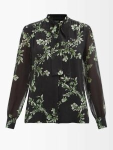Gabriela Hearst - Chelsea Tie Waist Cotton Dress - Womens - White