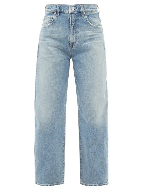 Givenchy - Leopard Jacquard Pencil Skirt - Womens - Black Multi
