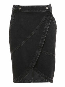 Givenchy Jean Skirt