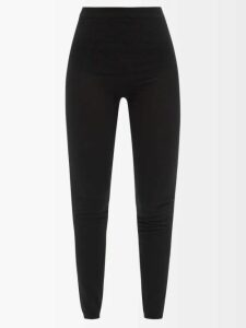 Gabriela Hearst - Sophie Checked Double Breasted Wool Blend Blazer - Womens - Pink Multi