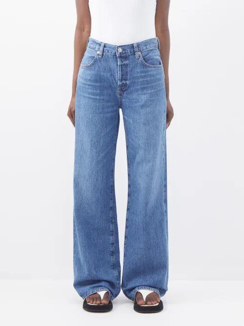 Joostricot - Ribbed Knit Polo Shirt - Womens - Green