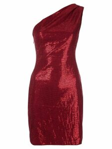 Haney Valentina sequined dress - Red