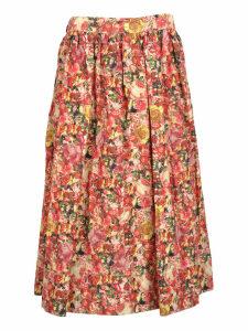 Marni Marni Melville Print Skirt