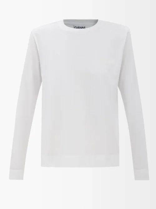 Cordova - The Snowbird Quilted Down Jacket - Womens - Silver