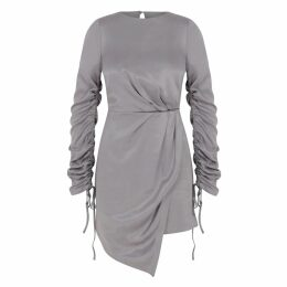 Staples Stable - Midnight Velvet Midi Dress