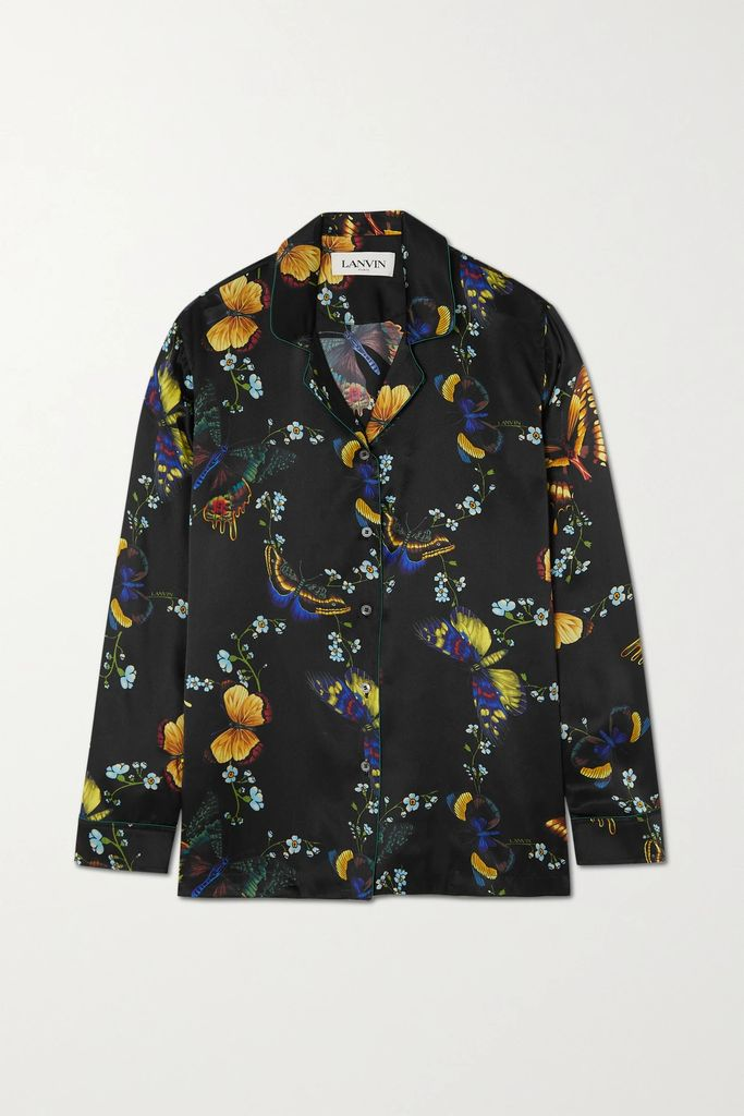 Paul & Joe - Jtania Floral-print Cotton-poplin Maxi Dress - Red