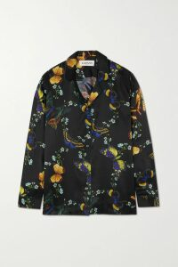 Paul & Joe - Jtania Floral-print Cotton-poplin Maxi Dress - Red