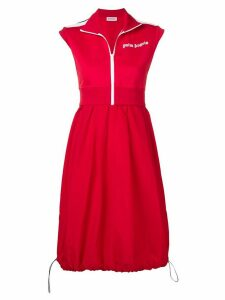Palm Angels casual sporty dress - Red