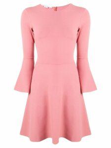 Stella McCartney bell sleeve dress - Pink