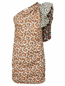 Isabel Marant Étoile Lilia dress - Brown