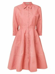 Bottega Veneta shirt midi dress - Pink