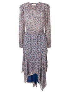 Isabel Marant Étoile Enna printed dress - Blue