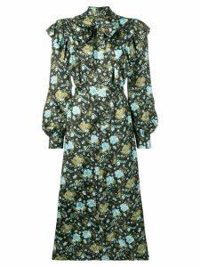 Golden Goose floral print dress - Black