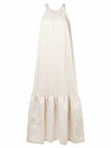 3.1 Phillip Lim striped maxi dress - White