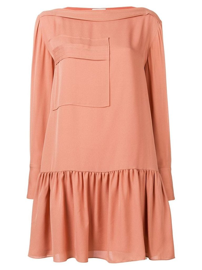 3.1 Phillip Lim drop waist dress - Neutrals