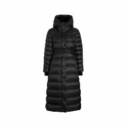 Burberry Down-filled Hooded Puffer Coat