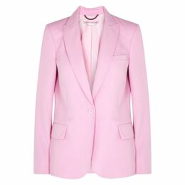 Stella McCartney Pink Wool Blazer