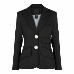 Smythe Black Multi-pocket Blazer