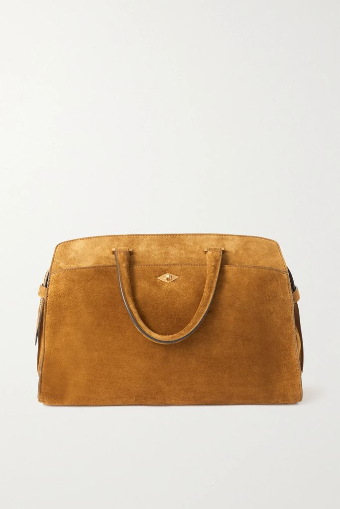Mara Hoffman - Elle Belted Organic Cotton Turtleneck Midi Dress - Cream