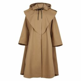 Sea NY Cruise Oversized Cotton Shell Coat