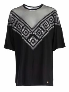 Versace Collection Embellished Blouse
