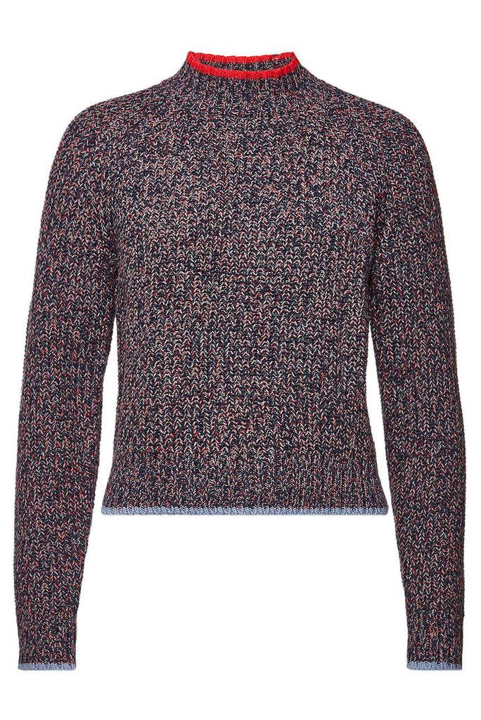 Rag & Bone/JEAN Ilana Knit Pullover with Cotton