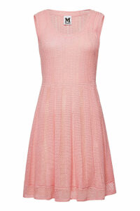 M Missoni Sleeveless Dress with Wool