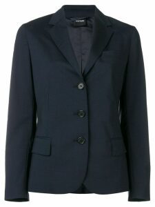 Aspesi single-breasted blazer - Blue