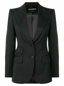 Dolce & Gabbana fitted blazer - Black