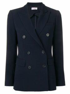 Alberto Biani double-breasted blazer - Blue