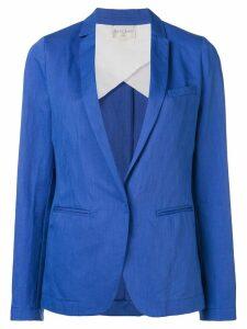 Forte Forte classic formal blazer - Blue