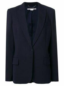 Stella McCartney single-breasted blazer - Blue