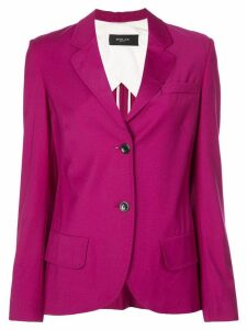 Derek Lam Tropical Wool Blazer - Pink